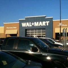 Photo taken at Walmart by Bobby N. on 12/20/2010