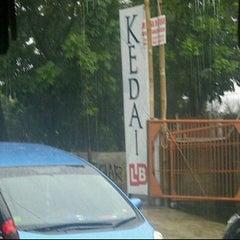 Photo taken at Kedai LB by # Kedai LB on 1/9/2012