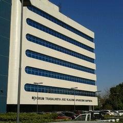 Photo taken at Tribunal Regional do Trabalho da 23ª Região (TRT23) by Sheila H. on 8/22/2012