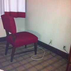 Photo taken at Four Points by Sheraton York by Phyllis V. on 10/12/2011