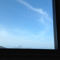 Photo taken at Joyce Hall by Kylie D. on 3/19/2012