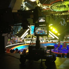 Photo taken at Sony Pictures Studios Stage 30 by George V. on 5/26/2012