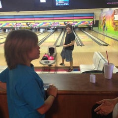 Photo taken at Let It Roll Bowl by Gregg S. on 5/28/2012