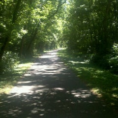 Photo taken at Little Miami Scenic Trail by Jeremy K. on 6/13/2012