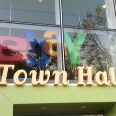 """Photo taken at eBay North Town Hall Building 12 by Eric """"@erich13   @coach4sm"""" H. on 1/14/2012"""