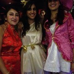 Photo taken at Miabella by Abhilasha P. on 6/9/2012