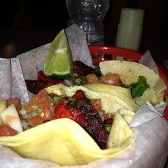 Photo taken at Tacos Lupita by Rita M. on 10/27/2011