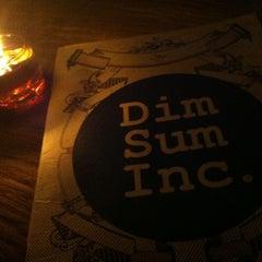 Photo taken at Dim Sum Inc. by Sigit Setyo on 11/18/2011