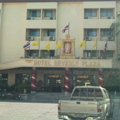Photo taken at Beverly Plaza Hotel Pattaya by Witit S. on 12/19/2011