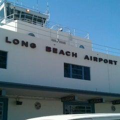 Photo taken at Long Beach Airport (LGB) by David M. on 10/12/2011