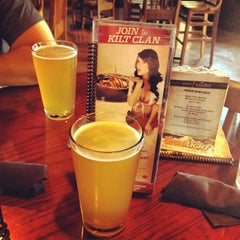 Photo taken at Tilted Kilt Mission Valley by Dave E. on 6/21/2012