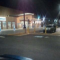 Photo taken at Walmart by Matthew on 1/6/2012