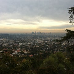 Photo taken at Griffith Park - Western Ave Entrance by Iknow T. on 3/1/2011