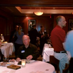 Photo taken at Fleming's Prime Steakhouse & Wine Bar by Mary Jane S. on 8/23/2011