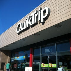 Photo taken at QuikTrip by Amber D. on 4/22/2012