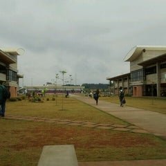 Photo taken at Universidade Federal de São Carlos (UFSCar) by Robson S. on 10/10/2011