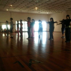 Photo taken at Ballet studio level 4 by Eric Q. on 1/17/2012