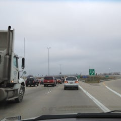 Photo taken at Highway 40 by Tayler M. on 12/9/2011