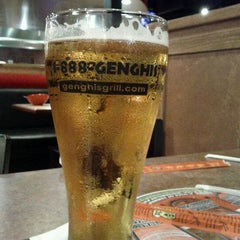 Photo taken at Genghis Grill by Leo K. on 7/3/2011