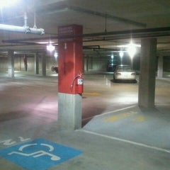 Photo taken at Weston One Parking Garage (Executive/P1/P2) by Arnaldo R. on 5/3/2012