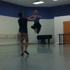 Photo taken at Michael C. Carlos Dance Centre - Atlanta Ballet by Brian W. on 2/19/2011