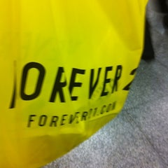 Photo taken at Forever 21 by Jet E. on 4/2/2012