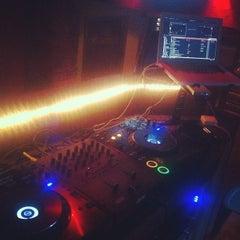 Photo taken at Rose Bar by Matt B. on 9/1/2012