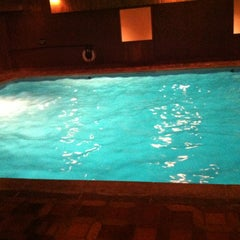 Photo taken at Cedars Indoor Pool by A T. on 6/24/2012