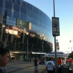 Photo taken at Sprint Center by Trent D. on 8/18/2012