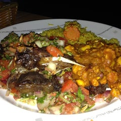 Photo taken at Flavors Of East Africa by Sonya S. on 7/16/2012