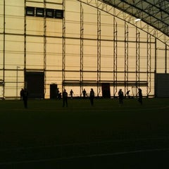 Photo taken at In the Net Sports Complex by Gary F. on 2/18/2012