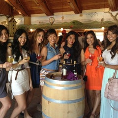 Photo taken at South Coast Winery Resort & Spa by Kesarin S. on 7/14/2012