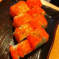 Photo taken at Fish Mart Sakuraya by cola h. on 7/30/2012