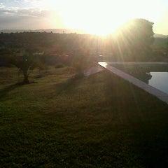 Photo taken at villa santa cruz del lago by Pablo on 1/4/2012