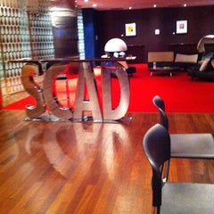 Photo taken at SCAD - Savannah College of Art and Design by Stephanie L. on 10/14/2011