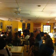 Photo taken at Cornerstone Coffeehouse by John G. on 9/10/2011