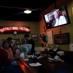 Photo taken at Buffalo Wing Factory by Anthony N. on 4/6/2012