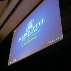 Photo taken at Weasler Auditorium by dave r. on 10/11/2011