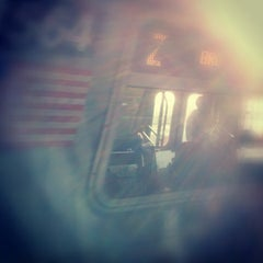 Photo taken at MTA Subway - Z Train by Kate H. on 3/28/2012