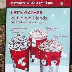 Photo taken at Starbucks by Mark R. on 11/16/2011