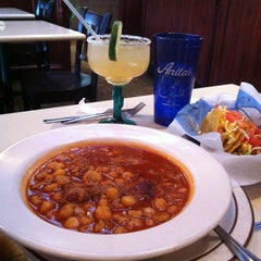 Photo taken at Anita's New Mexico Style Mexican Food by Robin R. on 4/10/2012