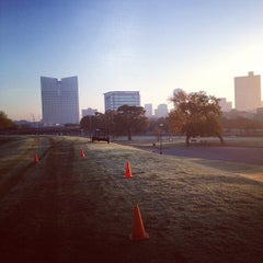 Photo taken at Trinity River Park by Dave J. on 11/24/2011