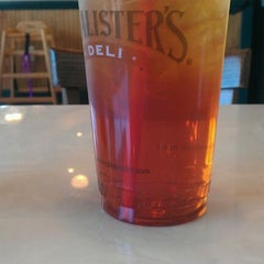 Photo taken at McAlister's Deli by Roxy G. on 4/27/2012