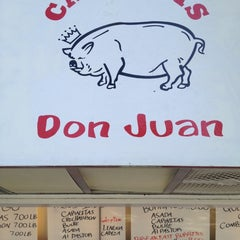 Photo taken at Carnitas Don Juan by @carolineadobo on 5/6/2012