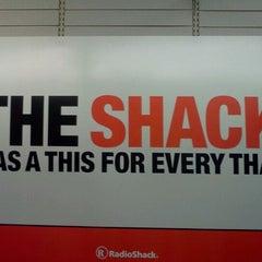 Photo taken at RadioShack by Melissa P. on 5/20/2011