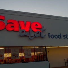 Photo taken at Savealot by Rebecca S. on 6/19/2012