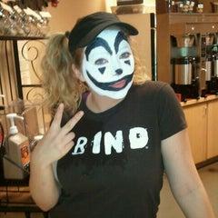 Photo taken at UWM Sandburg Grind by Cydne E. on 10/28/2011