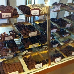 Photo taken at Goumas Confections by Shanna B. on 11/15/2011