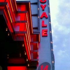 Photo taken at Regal Cinemas Hyattsville Royale 14 by Liza T. on 1/29/2012