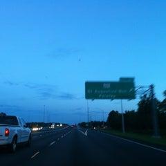 Photo taken at Interstate 95 by Jeff O. on 8/31/2012